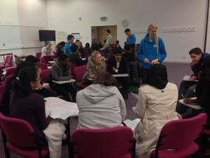 Debating success in York